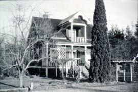 Scoop Johnson House