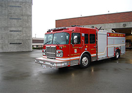 Courtenay Fire Department | City of Courtenay